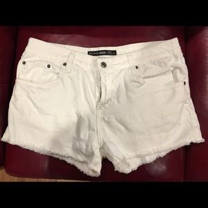 Big Star 1974 Joey slouch fit jean shorts. NWOT